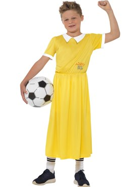Child David Walliams Deluxe The Boy in the Dress Costume