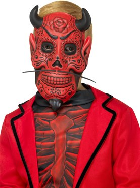 Child Day of the Dead EVA Mask