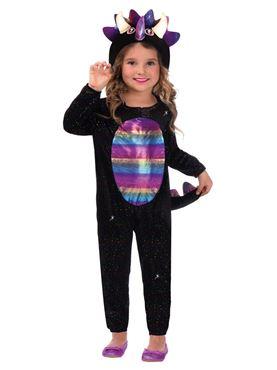 Child Dazzling Dino Costume