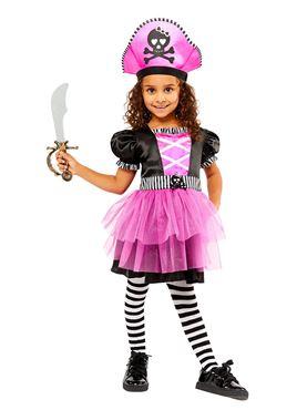 Child Dazzling Pirate Costume
