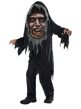 Child Dead Walker Mad Creeper Costume