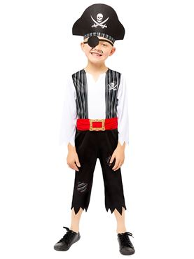 Child Deckhand Shipmate Costume