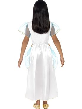 Child Deluxe Cleopatra Costume - Side View