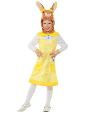 Child Deluxe Cottontail Costume