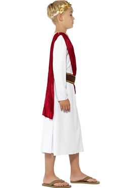 Child Roman Boy Costume - Back View