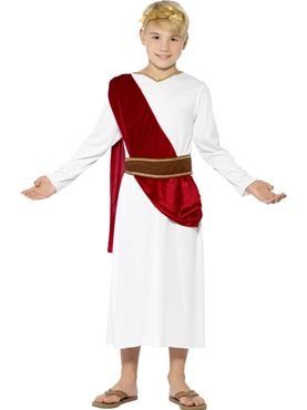 Child Roman Boy Costume