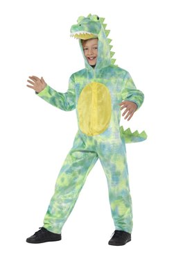 Child Deluxe Dinosaur Costume