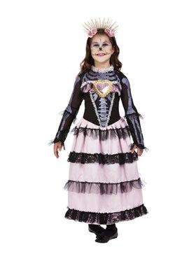 Child Deluxe DOTD Princess Costume