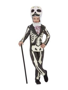 Child Deluxe DOTD Senor Costume