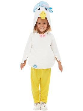Child Deluxe Jemima Puddleduck Costume