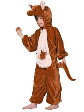 Child Deluxe Kangaroo Costume
