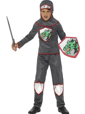 Child Deluxe Knight Costume