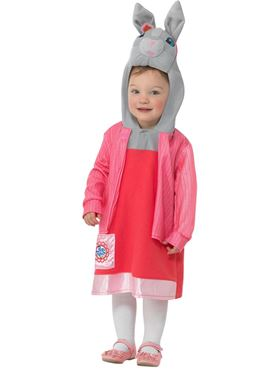 Child Deluxe Lily Bobtail Costume - Side View