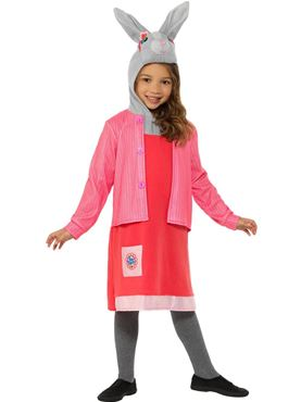 Child Deluxe Lily Bobtail Costume