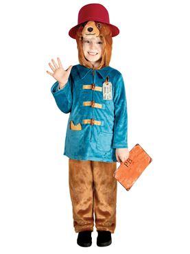 Child Deluxe Paddington Bear Costume