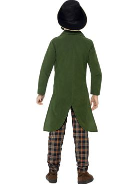 Child Deluxe Prince Charming Costume - Side View