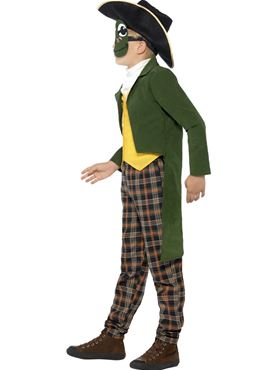 Child Deluxe Prince Charming Costume - Back View