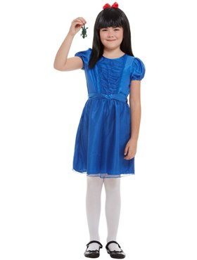 Child Deluxe Roald Dahl Matilda Costume