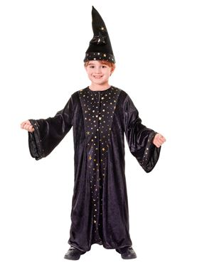 Child Deluxe Wizard Costume