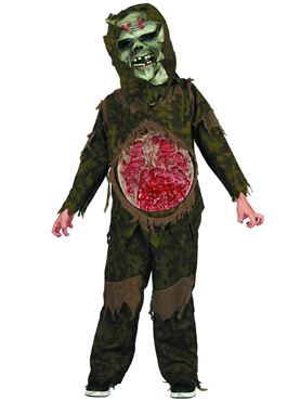 Child Demon Costume