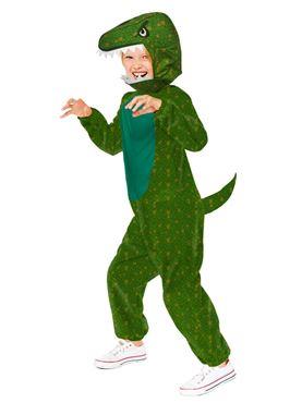 Child Dinosaur Onesie Costume