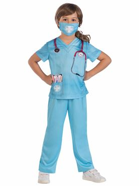 Child Doctor Sustainable Costume