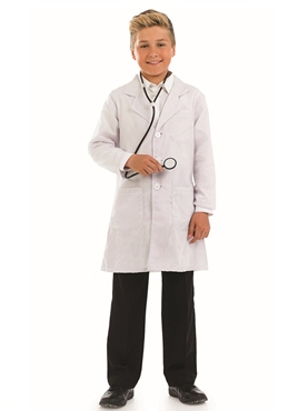 Child Doctor Costume