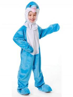 Child Dolphin Costume