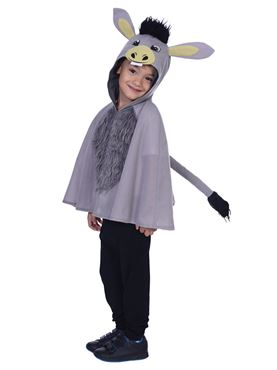Child Donkey Cape
