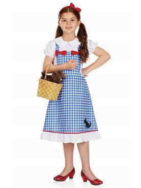 Child Dorothy Costume