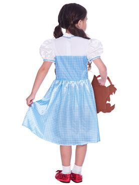 Child Dorothy Costume - Side View
