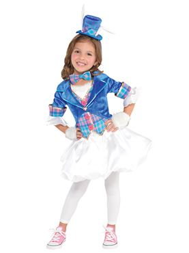 Child Down the Rabbit Hole Costume Couples Costume