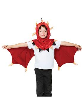 Child Dragon Cape
