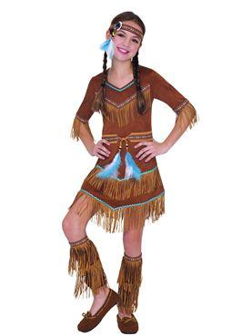 Child Dream Catcher Indian Costume