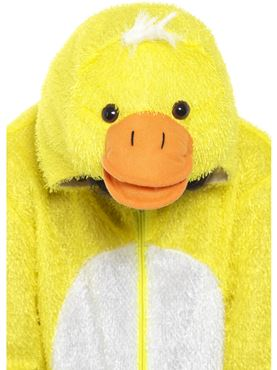 Child Duck Costume - Back View