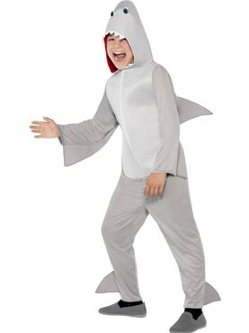 Child Shark Onesie Costume