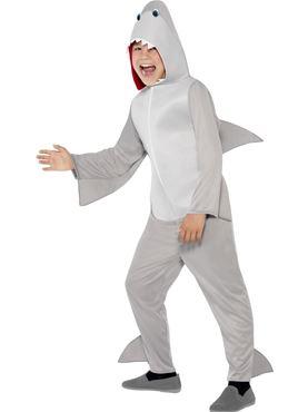 Child Shark Onesie Costume