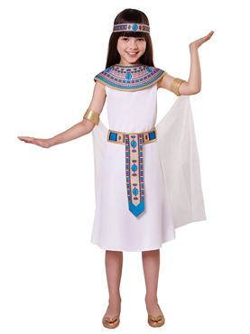Child Egyptian Girl Costume  sc 1 st  Fancy Dress Ball & Child Egyptian Girl Costume - CF025 - Fancy Dress Ball