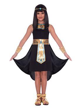 Child Egyptian Pharaoh Girl Costume Couples Costume
