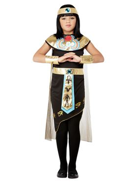 Child Egyptian Princess Costume Couples Costume
