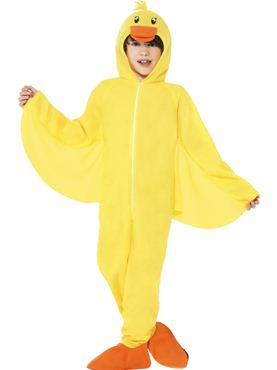 Child Duck Onesie Costume