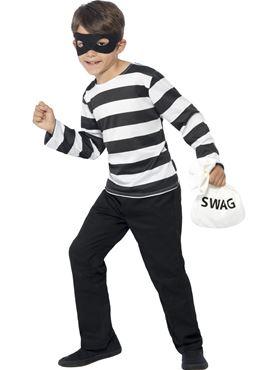 Child Burglar Instant Kit