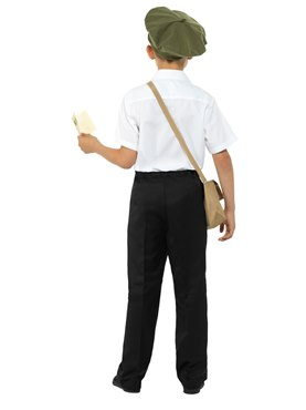 Child Evacuee Instant Kit - Side View