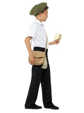 Child Evacuee Instant Kit - Back View