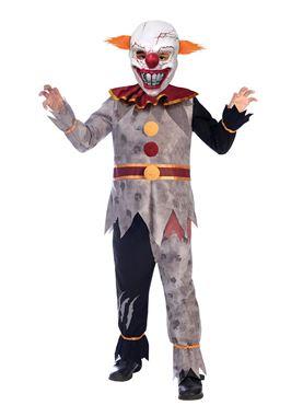 Child Evil IT Clown Costume