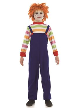 Child Evil Dummy Costume