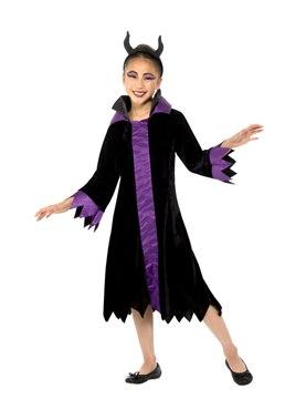 Child Evil Queen Costume