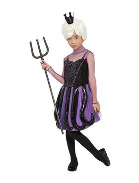 Child Evil Sea Witch Costume Couples Costume