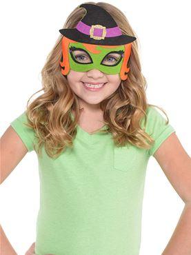 Child Felt Witch Mask