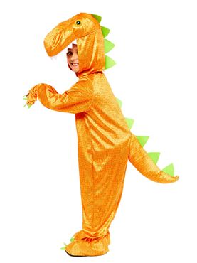 Child Flame Dinomite Costume